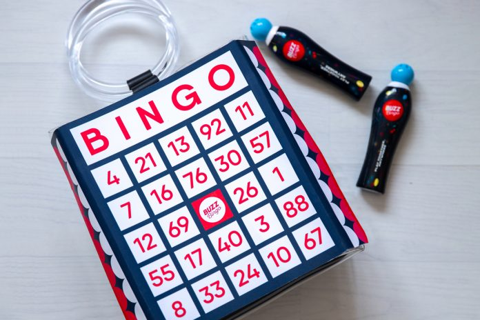 The Ultimate Buzz Bingo Bag