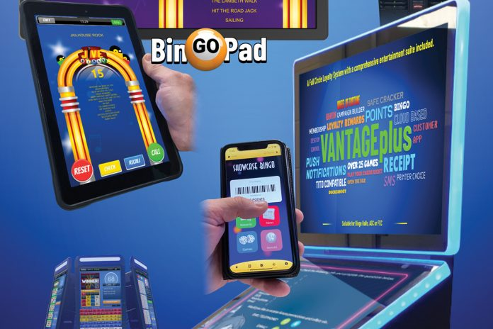 Leisure Electronics BinGoPad