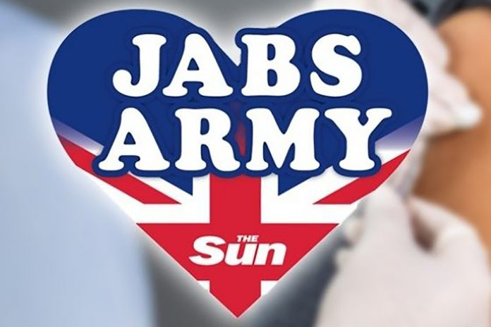 Jabs Army