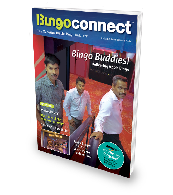 Bingo Connect Magazine Autumn 2021
